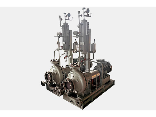 LZA/LCZ(Type OH1) - Foot-mounted,single-stage overhung pump