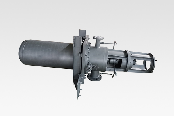 LDT(Type VS6) - Double-casing, diffuser, vertically suspended pump